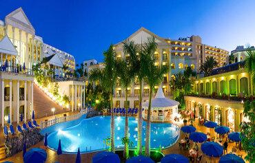 Bahia Princess Hotels In Costa Adeje Hays Travel