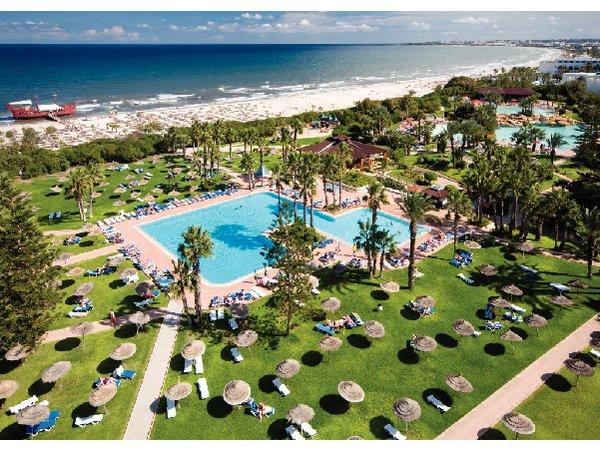 Sahara Beach Hotel Skanes Tunisia