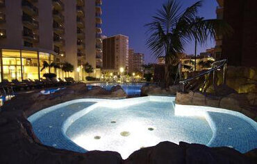 Sandos Monaco Beach Hotel Benidorm Hays Travel