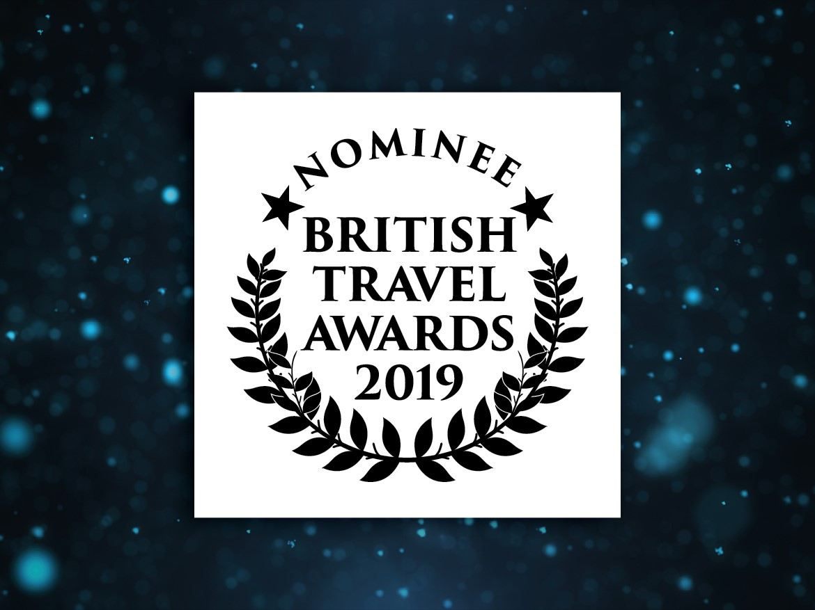 Hays Travel has been nominated for the Best National Travel Agency