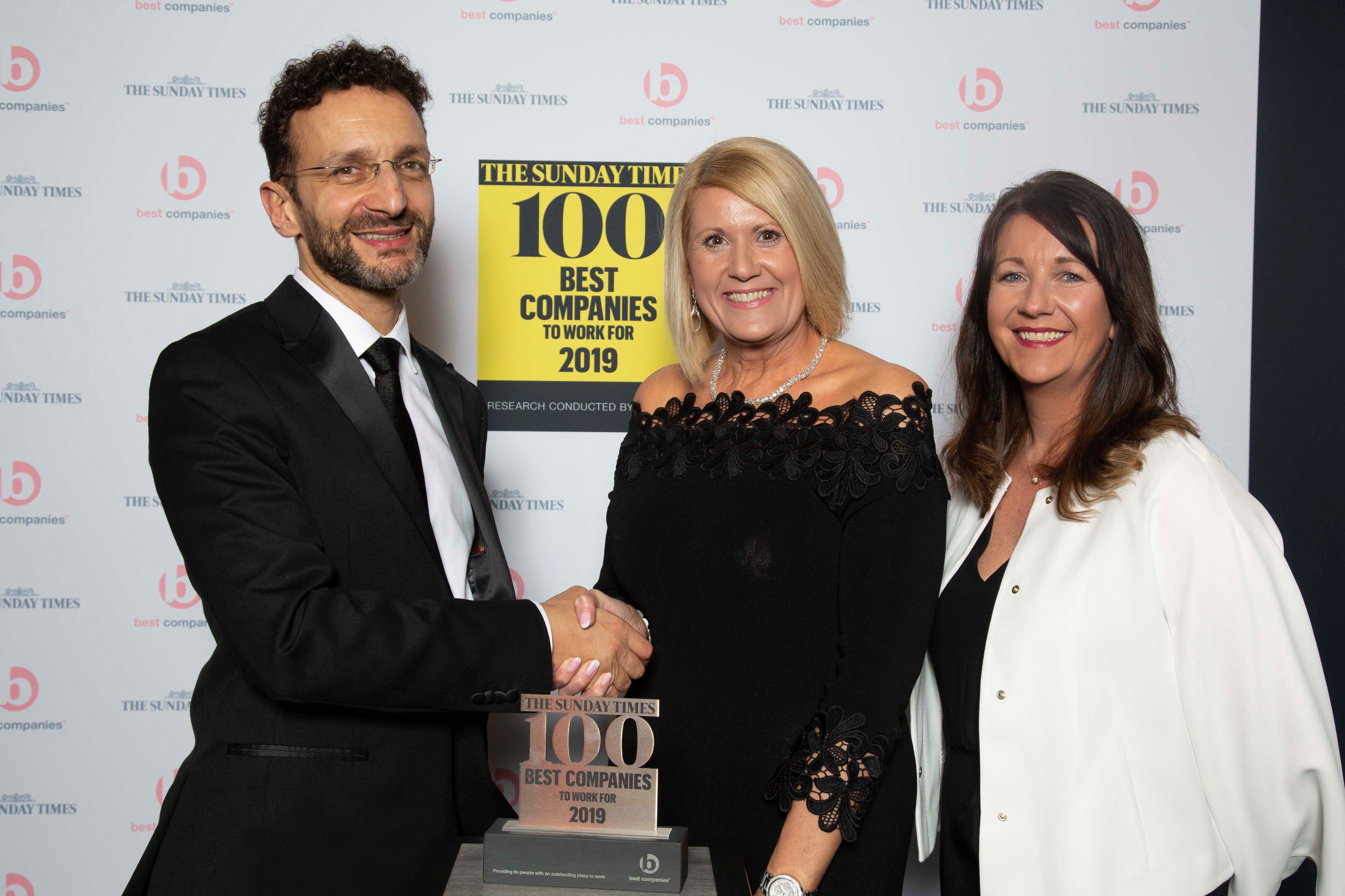 Hays Travel named in Sunday Times 100 Best Companies to Work for list