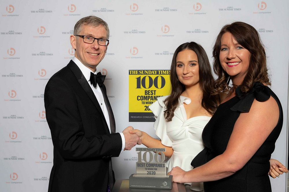 Hays Travel named in Sunday Times' Best Companies to Work For list