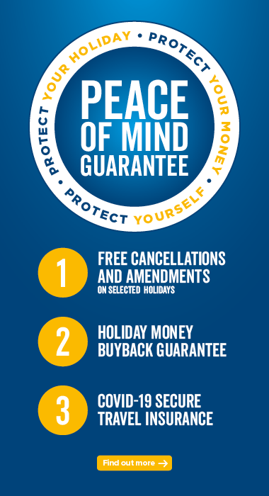 Peace of Mind Guarantee