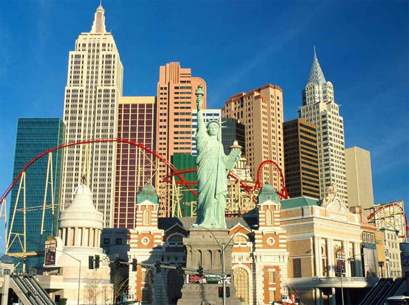 New York, New York Resort & Casino
